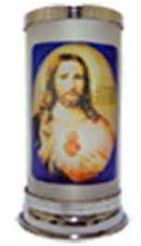 Porta Vela Jateado - Sagrado Coração de Jesus