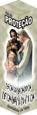 Vela de Proteção - Sagrada Familia