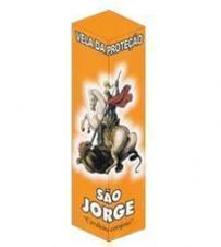 Vela de Proteção - São Jorge