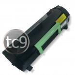 Cartucho Toner Lexmark   MS310   MS312   MS315   MS410   MS415   MS610   50F4H00   504H   Compatível