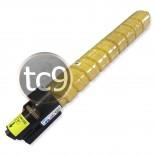 Cartucho Toner Ricoh Aficio SPC820   SPC820DN   SPC821   SPC821DN   821027   Amarelo   Yellow   360g   Katum Performance