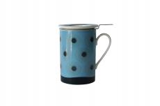 Imagem - Mug Cylinder Dente de Leão Azul 65142-2