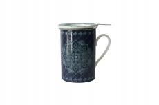 Imagem - Mug Cylinder Mandala Azul 65079-1