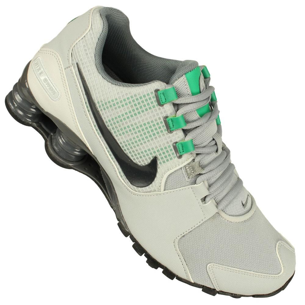 Tênis Nike Shox Avenue Masculino Cnz / vrd