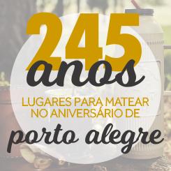 Imagem - Dicas para comemorar o Aniversário de Porto Alegre