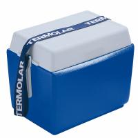 Caixa Térmica Azul - 24L