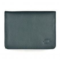 Carteira para Cartões De Crédito Couro Legítimo Pequena Fasolo H049-033