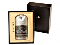 Perfume Deo Colônia Mitty Unissex DCX - Tampa Prata - 50ml