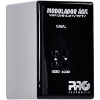 MODULADOR �GIL VHF / UHF / CATV / CFTV PQMO-2600B