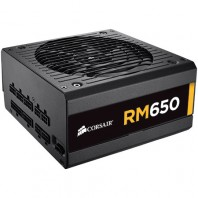 FONTE ATX FULL-MODULAR 650W REAL - RM650 - 80 PLUS GOLD - CP-9020054-WW