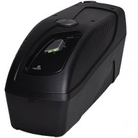 Nobreak Easy Ragtech Way 700 - Cb/Ti Com Auto Partida E Troca F�cil De Bateria,Tecnologia True Rms - Preto