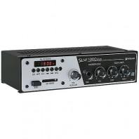 Amplificador Frahm Slim 1000 Plus FM Pot�ncia 35W Rms Bivolt