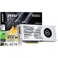 Placa de V�deo Msi Geforce Nvidia Gtx 980 Ti 6gb Gddr5 384 Bits 980TI-6GD5-V1