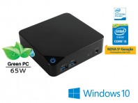 Computador Ultratop Cubi Intel Windows Centrium C50154500wp Core I3-5015u 4gb Hd 500gb Hdmi Usb Rede Winpro10