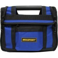 Bolsa para Ferramentas Brasfort 14 Bolsos Fechados Azul e Preto
