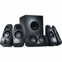 Caixa de som Logitech z506 5.1 surround - 980-000666