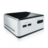 Computador Centrium Ultratop Nuc Intel Windows C42504120 Core I5-4250u 4gb Ssd 120gb Win8.1