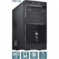 Computador Desktop Movva Mvcelh815004g Lite Intel Celeron Dual Core G1840 2.8ghz Mb H81 Mem 4gb