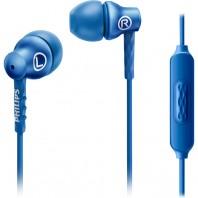 Fone de Ouvido Philips SHE8105 Intra-Auricular com Microfone