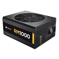 Fonte Corsair CP-9020062-WW Atx Modular Energia 1000W RM1000  80 Plus Gold Entrada Ca Universal