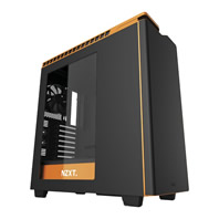 Gabinete Nzxt Mid Tower H440 Matte Black