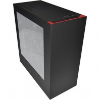 Gabinete Nzxt Mid Tower S340 Lateral em Acr�lico
