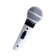 Microfone Leson Allora SM-58 B Metal cabo 5mts.