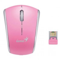 Mouse Wireless Genius Micro Traveler 900s 2.4ghz 1200dpi Stick N Go