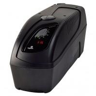 Nobreak Easy Ragtech Way 1400 - Cb Ti - Com Auto Partida E Troca F�cil De Bateria,Tecnologia True Rms - Preto