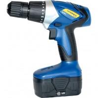 Parafusadeira a Bateria Hammer Bivolt PF96 - Azul
