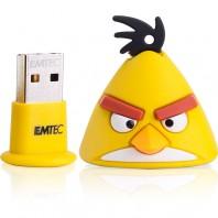 Pen Drive Emtec 08GB Angry Birds Bird 2.0 Compat�vel com USB 1.1 e USB 2.0