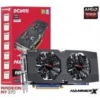 Placa de V�deo Pcyes Radeon R9 380 Hammer x Dual-Fan OC Edition 4g Gddr5 256 Bits Ph38025604d5oc
