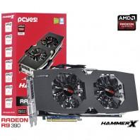 Placa de V�deo Pcyes Radeon R9 390 Hammer x Dual-fan OC Edition 8gb Gddr5 512 Bits PH39051208D5OC