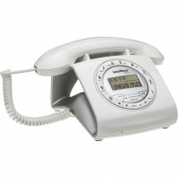 Telefone Com Fio Intelbras Tc8312 Viva Voz  e Identificador de Chamadas