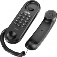 Telefone G�ndola Elgin TCF1000 -  Preto