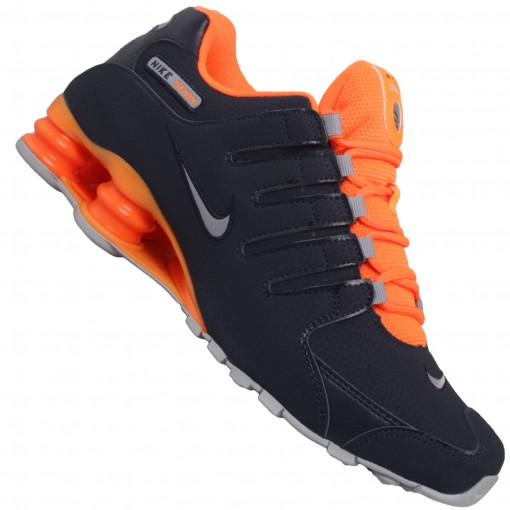 Nike Shox Nz Eu Grigie