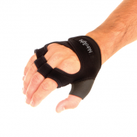 Luva Hidrolight Para Musculação Com Debrum Hidrolight