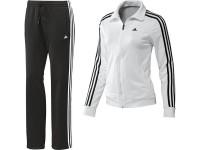 Agasalho Adidas Ess 3S Knit Wmns