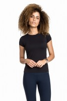 Blusa Live Baby Look Comfy Basic