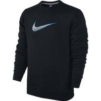 Blusao Nike Club Flc Crew-Swoosh
