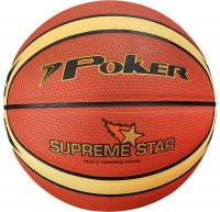 Bola Poker Basket Official Supreme Star N7