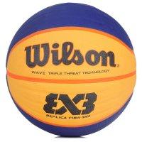 Bola Wilson Basquete Réplica Fiba 3X3