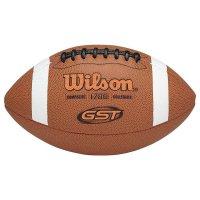 Bola Wilson Futebol Americano GST Composite Oficial