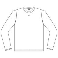 Camisa Kanxa Manga Longa Alta Compressão