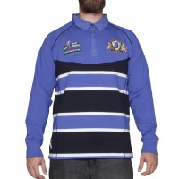 Camisa Kevingston Gola Polo M/L Stockport Rugby