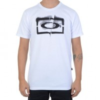 Camiseta Oakley Stencil Ellipse Tee