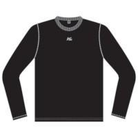 Camiseta Kanxa Segunda Pele Manga Longa Proteção