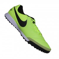 Chuteira Nike Tiempox Genio II Leather Tf