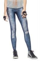 Calça Live Fusô Super Skinny Jeans Live