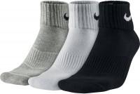 Meia Nike 3 Ppk Cushion Quarter